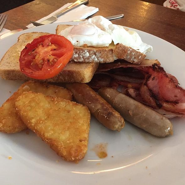Big Breakfast @ Savoy Cafe Katoomba