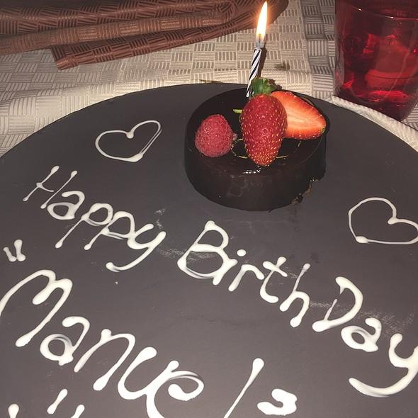 Chocolate Mini Cake