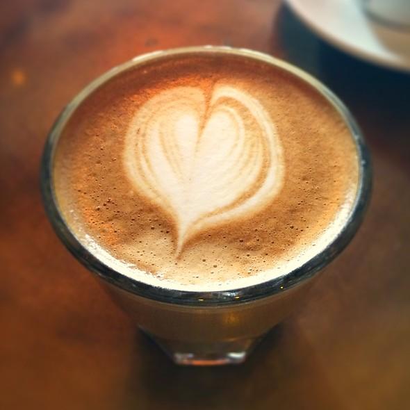 Cortado @ Storyville Coffee