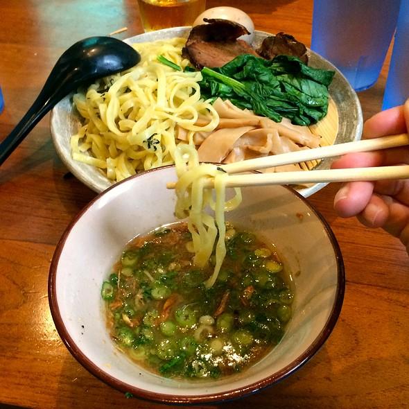 tsukemen (dipping noodles) @ Kizuki Ramen & Izakaya