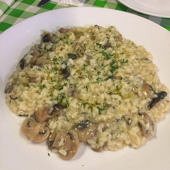 Risotto Fungi @ Bar Angolo Pizzeria