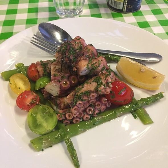 Octopus Salad @ Bar Angolo Pizzeria