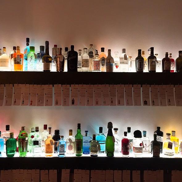 Gin Drinks List