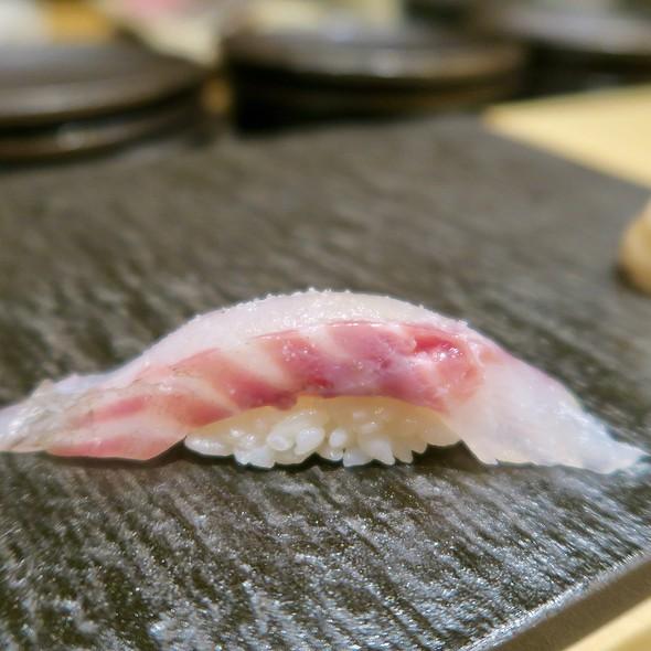 Misaki Nigiri With Truffle Salt