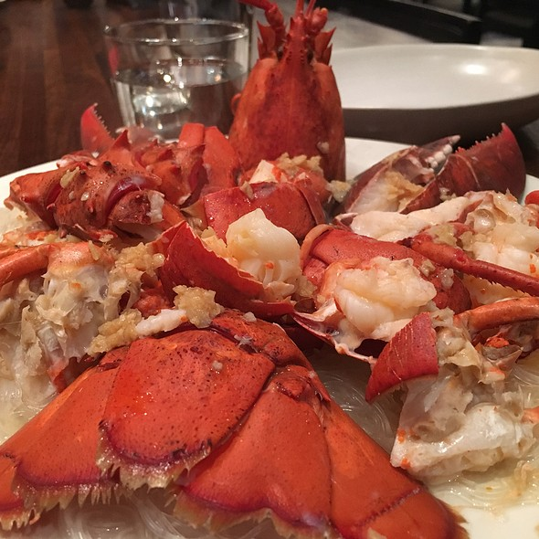 Lobster @ M.Y. china
