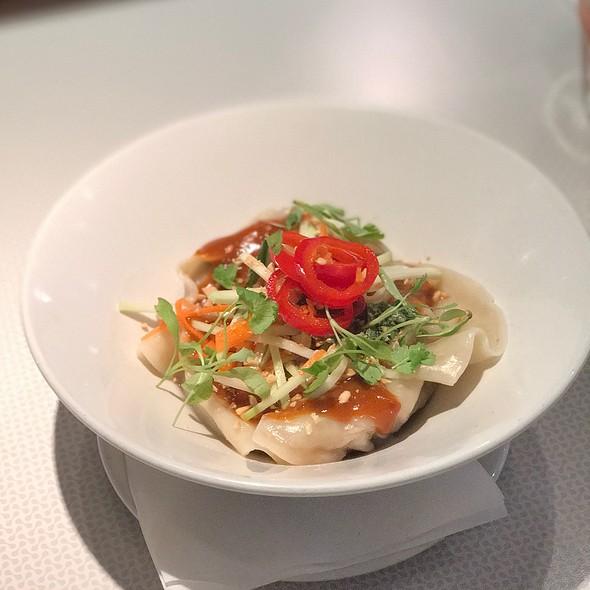 Pad Thai Dumplings @ Koko Head Cafe