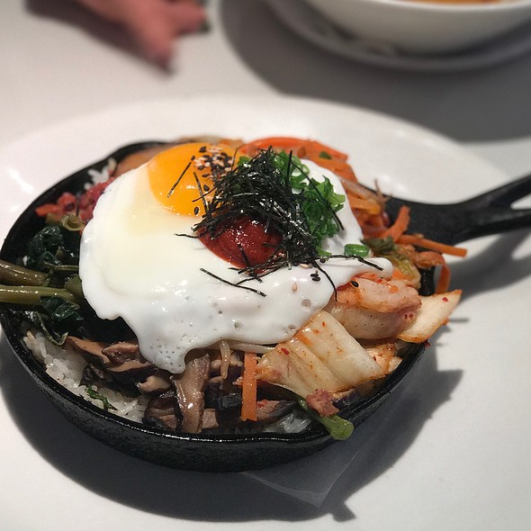 Breakfast Bibimbap @ Koko Head Cafe