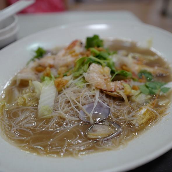 Seafood White Bee Hoon Vermicelli @ Ang Mo Kio 628 Market