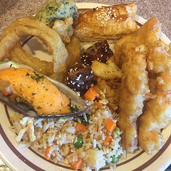 buffet @ Kirin II Japanese Seafood