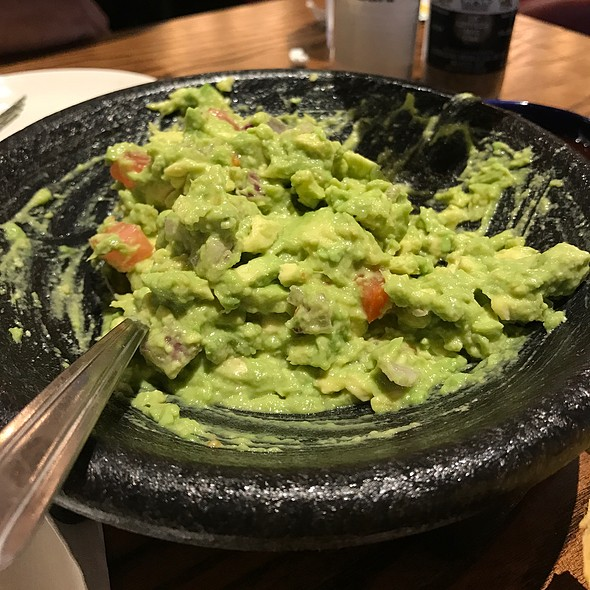 Guacamole @ On The Border Mexican Grill