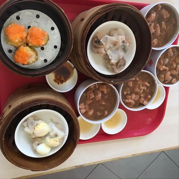 Assorted Dimsum