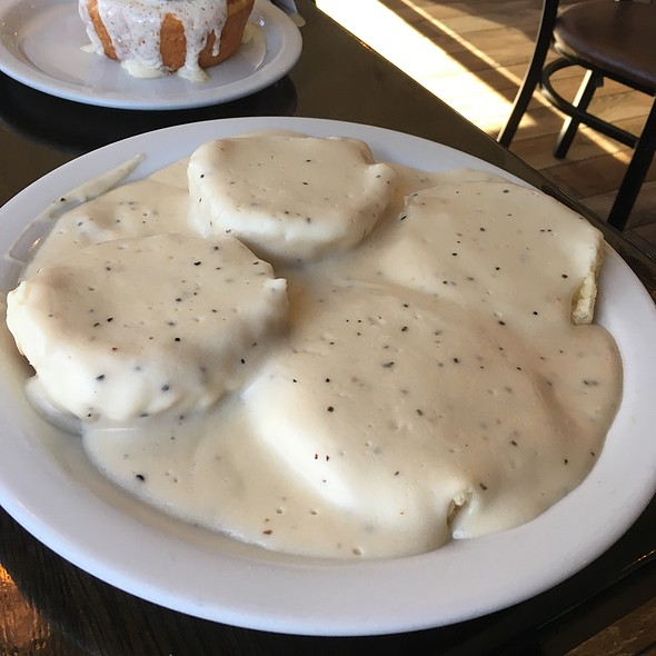 Biscuits & Gravy @ Central Grill And Coffee House
