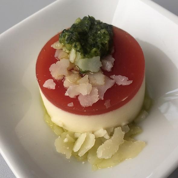Panacota Tomate E Brócolos