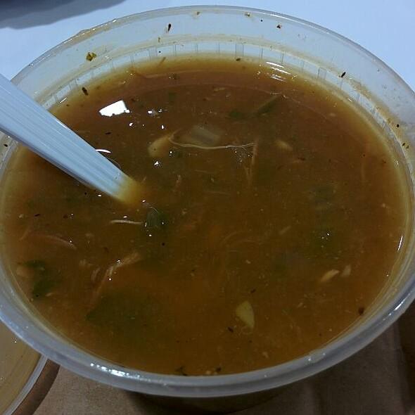 Chicken Chili Verde @ Souper Market
