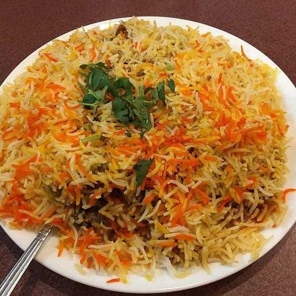 Lamb Biryani @ Shan Foods & Restaurant