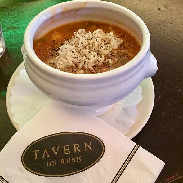 seafood gumbo @ Tavern On Rush