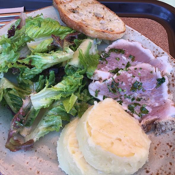 Albacore Tuna Plate