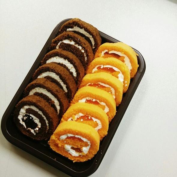 Mini Choco Orange Roll