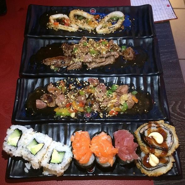 Sushi En Teppanyaki