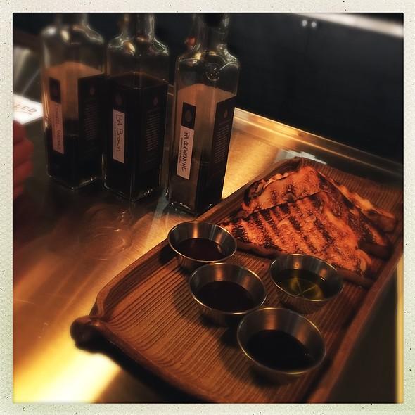 Amelia's Toast With Vinegar Flight