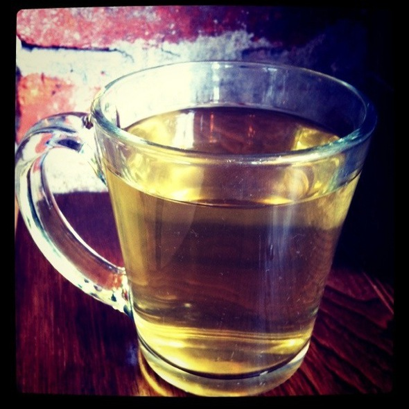 Jade Cloud Green Tea @ Shot Tower Coffee