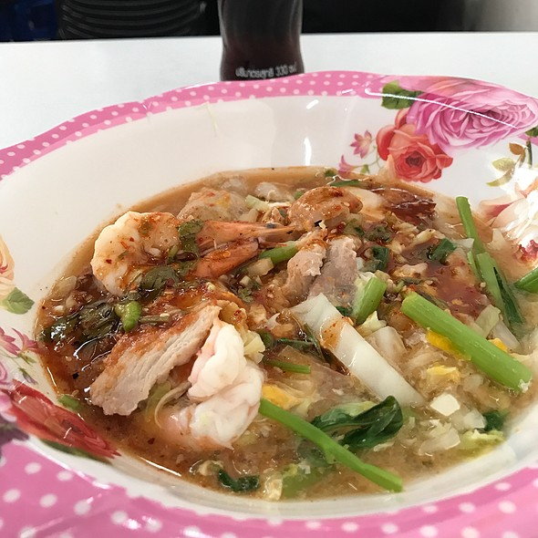 Seafood & Fish Noodle @ Local Food Court