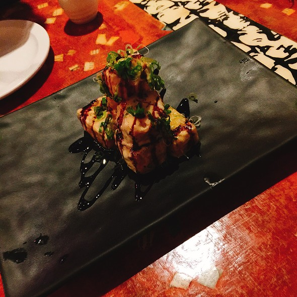 Secret Tofu @ Lou's Sushi