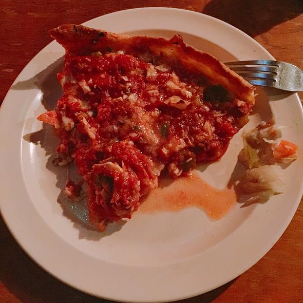Pepperoni Slice @ Zelda's Original Gourmet Pizza