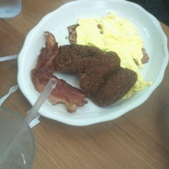 Eggs Bacon Sausage & Ham