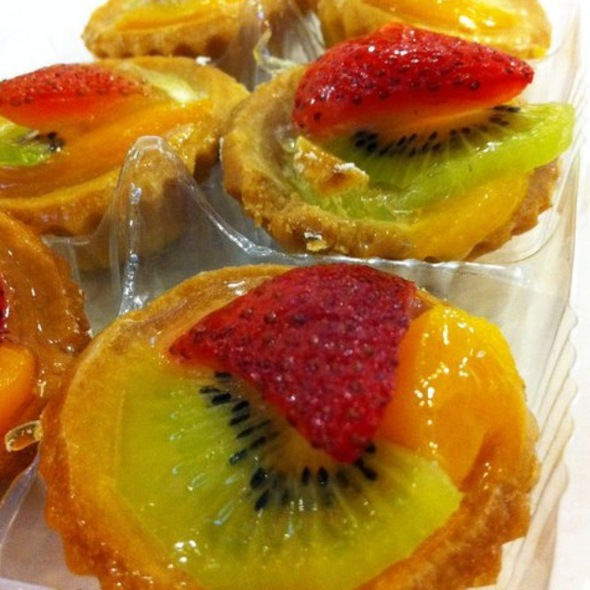 Fruits Tarts