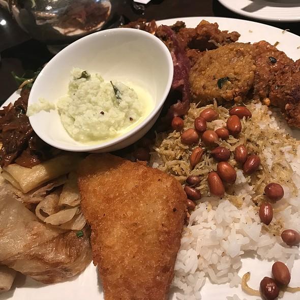 Everything For Breakfast @ Sheraton Imperial Kuala Lumpur Hotel