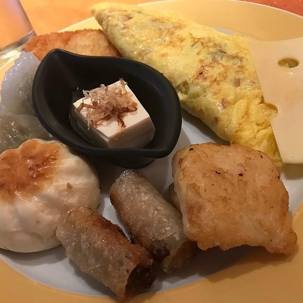 Everything For Breakfast @ Sheraton Hong Kong Hotel 喜來登酒店