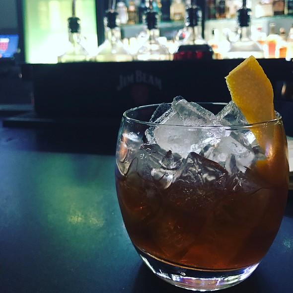 Rye Whiskey Old Fashioned