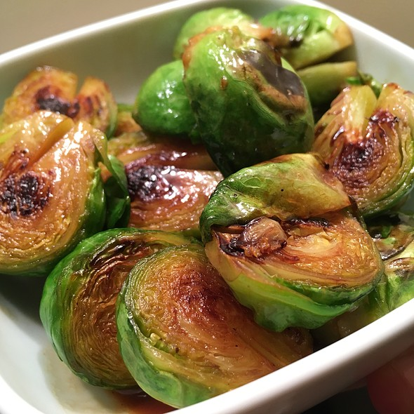 Brussel sprouts @ Home