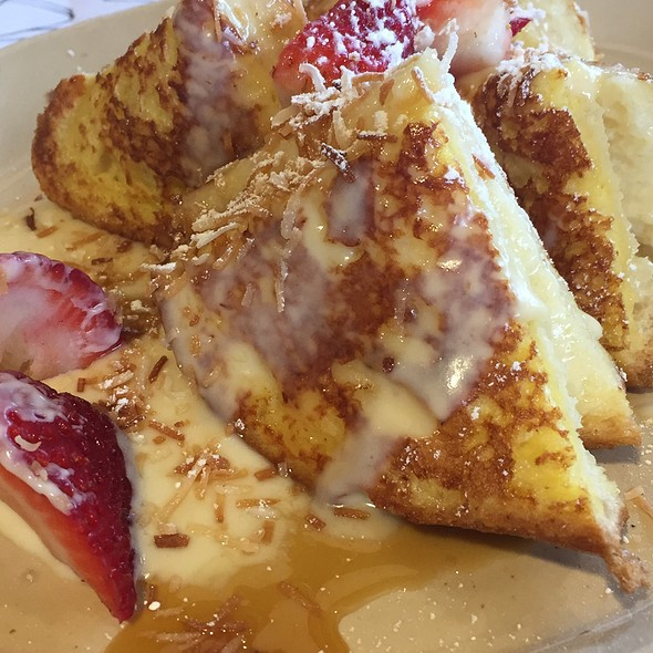 Omg! French Toast @ Snooze