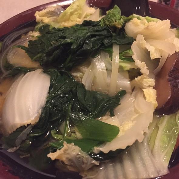 Vegetable Soba Noodle