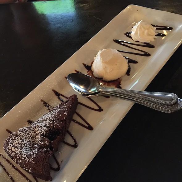 Gluten Free Dessert Plate