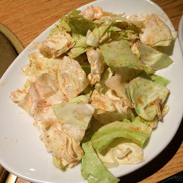 Spicy Addicting Cabbage