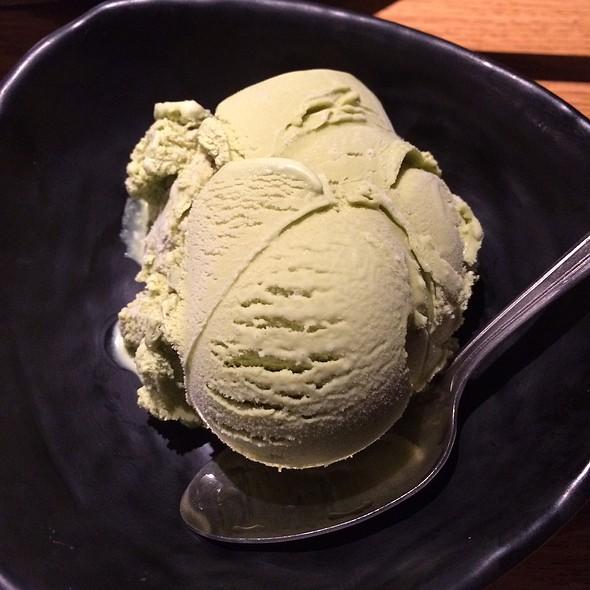 Greentea Gelato @ Gyu-Kaku Yakiniku Dining