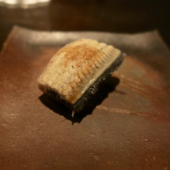 Saltwater Eel Nigiri