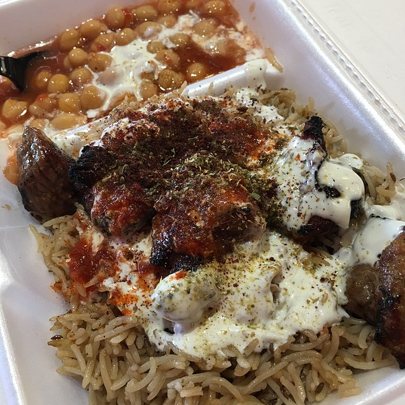 Lamb Plate @ Kebabs To Go!