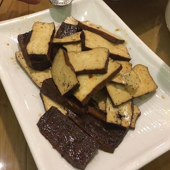 Bean curd @ Jeng Chi Restaurant