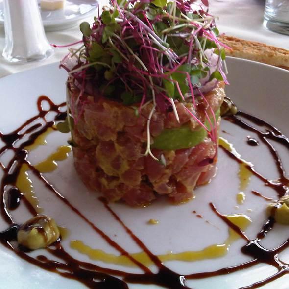 Tuna Tartare with Avocado - Bistro Milano, New York, NY