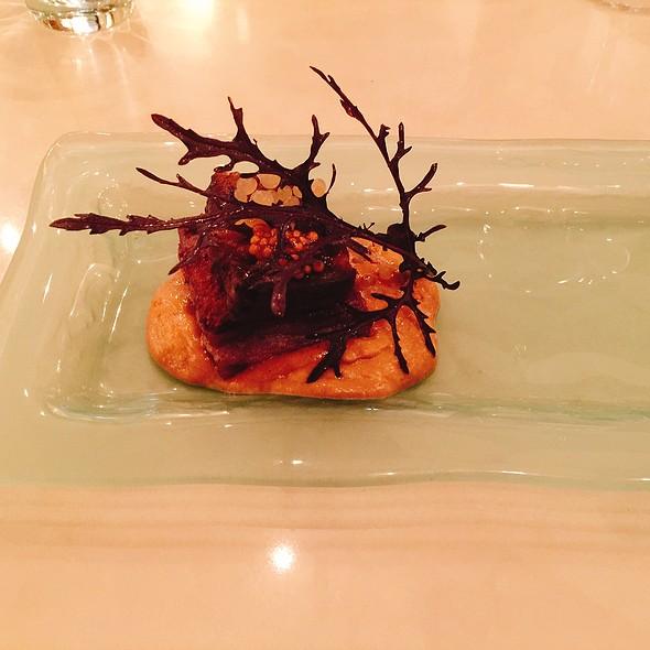 House Made Pastrami And Foie Gras @ Localis