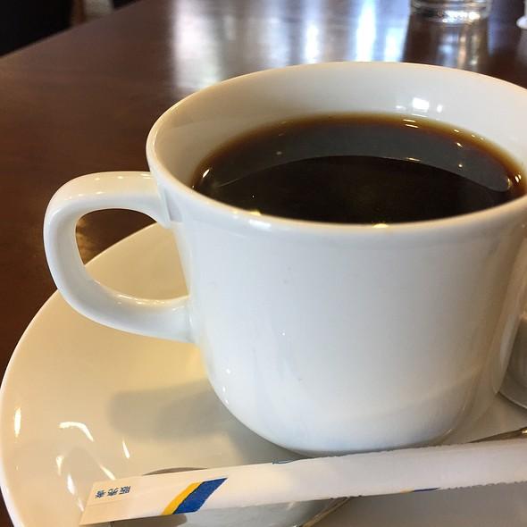 コーヒー @ カフェ・ダモーレ