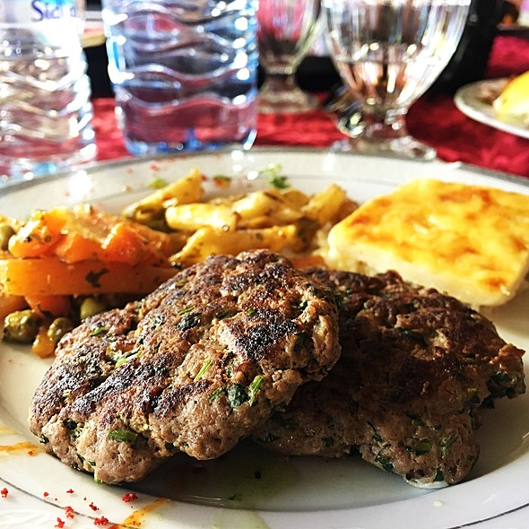 Camel Kebab @ Restaurant El Andalib