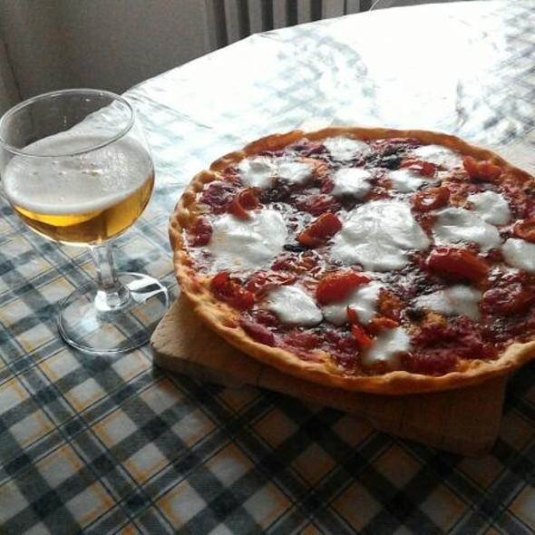 Pizza Nel Rutelluccio @ Donydea