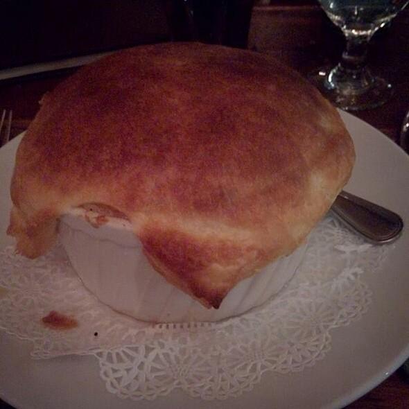 Porter Beef Pie @ Fraunces Tavern