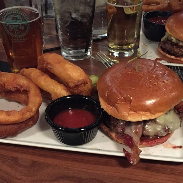 Chipolte Bbq Burger