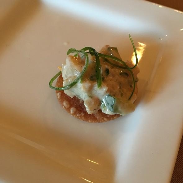 Scallop Salad @ Restaurant506